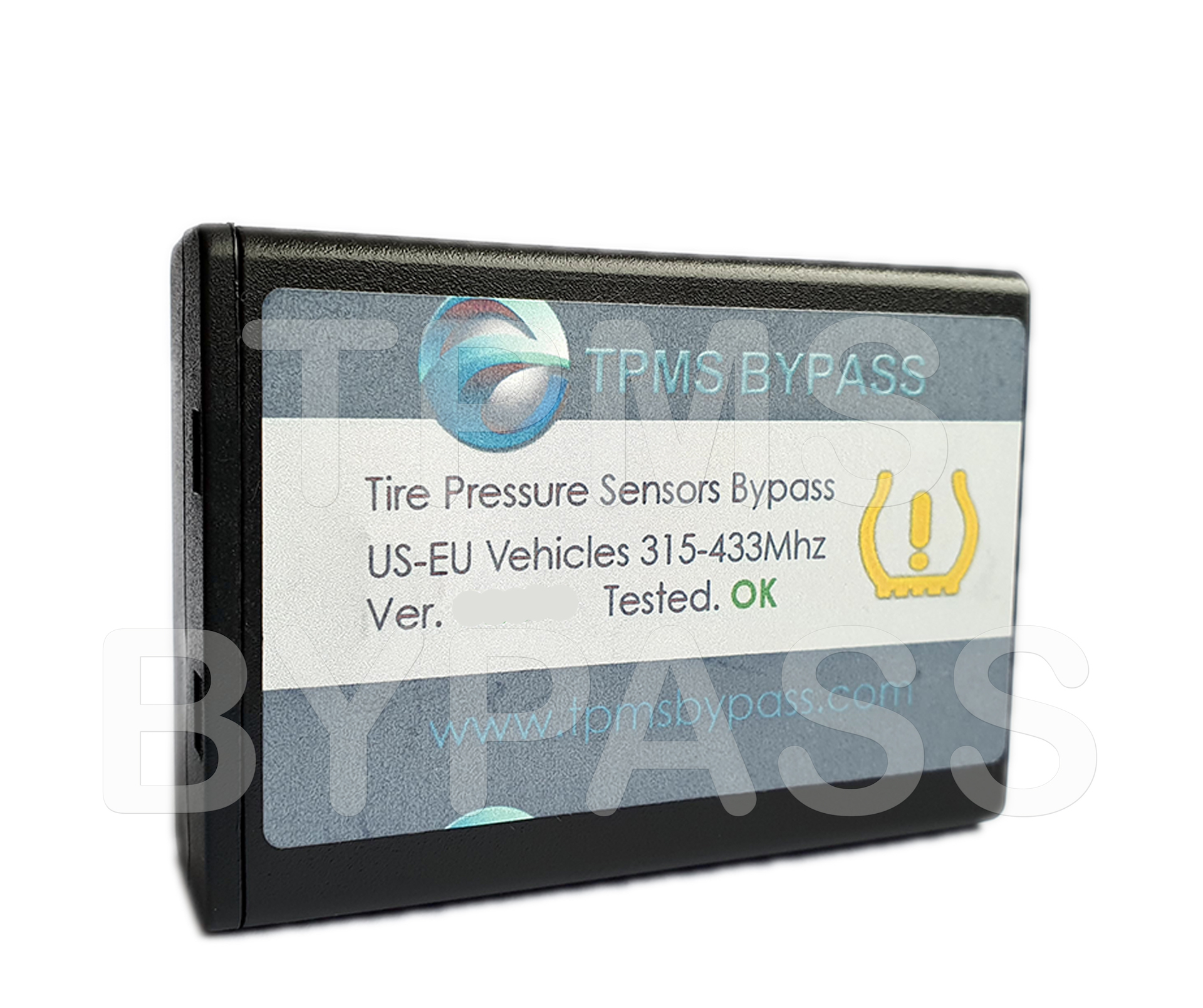 Ford Eu Tpms Bypass Tyre Pressure Sensors Light Repair Disable Reset Emulator